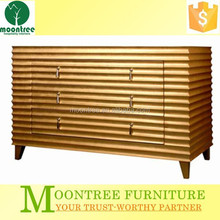 MCB-1117 Top Quality Golden finish Buffet/Display/Console/TV/Decoration Cabinet