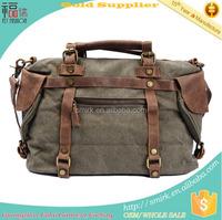 KB180113 15L Canvas Outdoor Man's Camera Shoulder Bag