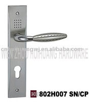 802H007 SN/CP high security locks for doors