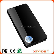 mobile phone portable 10000mAh external battery power charger with LCD display