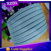large width knitted elastic webbing for croset