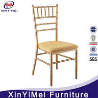 high quality light weight sale used stacking tiffany chair