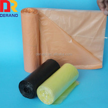 HDPE Disposable Plastic Mini Trash Bag Made in China