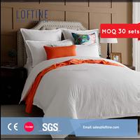 Waves matelasse cotton bedding comforter sets