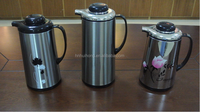 Fashion Stainless Steel Tiger Vacuum Thermos Flask glass liner