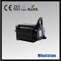 brushless dc motor with gearbox for electric tricycle