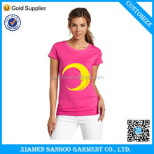 2014 No Label Tshirt China Factory Blank Cotton Tshirt For Promotional Or Retail