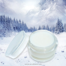 Alta concentración de proteína de suero de leche blancanieves cara crema