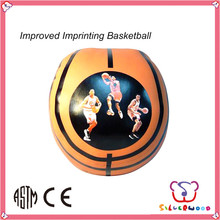 Over 20 years experience promotional sports wholesale foam mini basketball