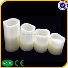 Advertising Decorative wax led candle light