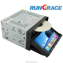 """7"""" Touch Screen GPS Dual Zone 2 din Android Car DVD Player gps 3g wifi"""