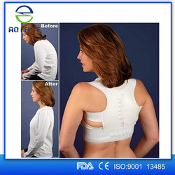 CE&FDA Certificatied Lumbar Back Support Exercise Belts Brace Pain Relief Waist Trimmer support