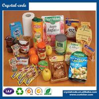 Cheap custom plastic decorative sample food labels