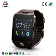 2015 New and fashion bluetooth speaker rolles watch mobile phone V8 smart watch for men and women use android and ios cellphone