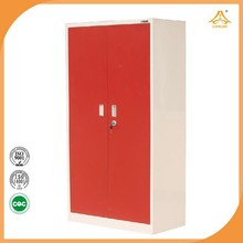 2 doors combination colors lovely wardrobe with aluminum handle lockers living room furniture cabinet