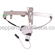 Front Left Window Regulator & Motor Assembly For Jeep Grand Cherokee 00-04 55363287AD 55363287AA 55363287AB 55363287AC