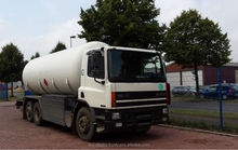 LPG Bobtail Tanker Truck - 22.500 Ltr