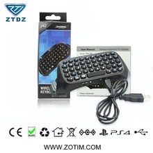 DOBE TP4-008 Use mini gaming wireless bluetooth keyboard for ps4/playstation 4