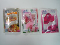House hold scented paper home vent air freshener.