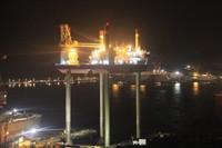 90m Jack up barge