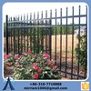 cheap wrought iron fence parts, cheap prefab fence panels, prefabricated steel fence