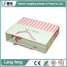2015 professional export birthday packaging art paper bag