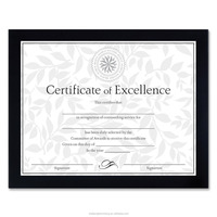 High quality dark wood certificate frames sizes wholesale / a4 wood frames factory directly sales