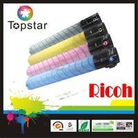 manufacture toner cartridge MPC2500 copier toner Ricoh cartridge color ink refill toner kit 2500 for Ricoh Aficio MPC3000 zhuhai