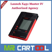 Hot Sale 100% Original Launch X431 Master IV, Scan tool Launch X-431 X431 IV Global Version, Update Online
