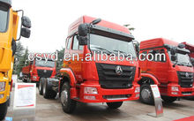 HOT SALE SINOTRUK HOHAN TRACTOR TRUCK/PRIME MOVER 6X4 EGR III 336HP