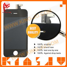 Top Quality For iPhone 4 LCD ,For iPhone 4S LCD Screen ,For iPhone 4 Screen With 1 Year Warranty