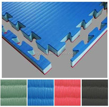 New Design Colorful Fitness Equipment Used Martial Arts Mats