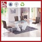 Shudidi comprar mesa de jantar de vidro