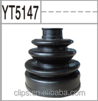 High quality CV rubber boot for car