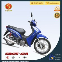 New Style High Quality Cub with MP3 Cheap Moped SD125-12A