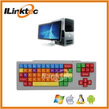 2015 HOT big keyboard mobile phone for elderly multicolor big keyboard