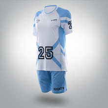Uniforme de futebol/camisa de futebol para o projeto personalizado