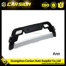 2011 Renault Koleos abs blow moulding front and rear bumper guards, suv bumper protector for exterior decoration
