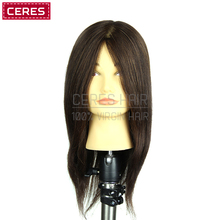 2016 popular training head stock products hairdressing for barber shops and beauty school