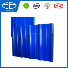 insulated plastic PVC roofing sheet