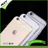 Ultra thin TPU clear phone case soft transparent cell phone case for iphone 6 plus 5.5