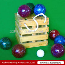 2012 new design resin outdoor sports ball