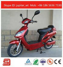 Modern delicate sport style electric scooter JSE203