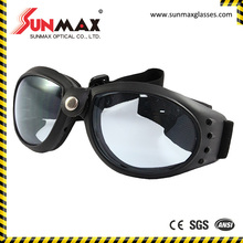 glasses security tag, light-weight safety specs, lady safety goggles for junior