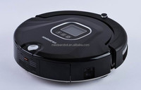 C565 Robotic Vacuum Cleaners with Mixed sweeping and suction, controlled by Smart phone