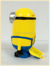 Novel minions from despicable me pictures plastic piggy bank for chirdren
