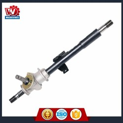 New design power steering rack pinion for VW left hand drive