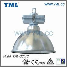 Fluorescente sin electrodos de inducción de la lámpara de iluminación de la alta bahía