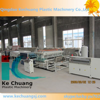 PP/PE Hollow Board Making Machine/Plastic Hollow Board Production Line