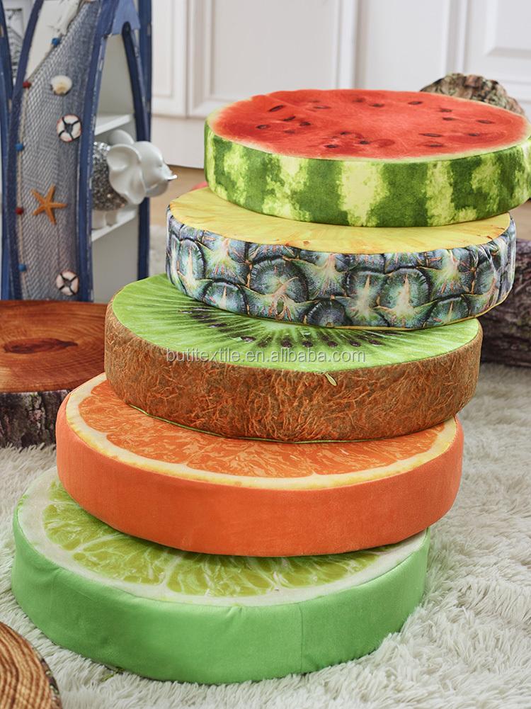 3D fruit shape pillow04